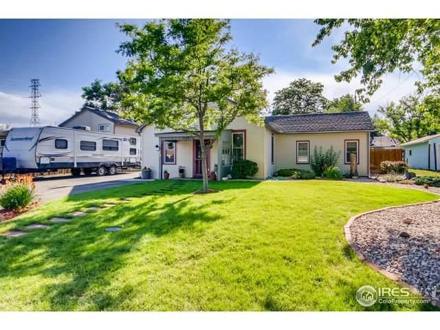 1055 Quartz St, Golden, CO 80401 (MLS #917035) :: 8z Real Estate