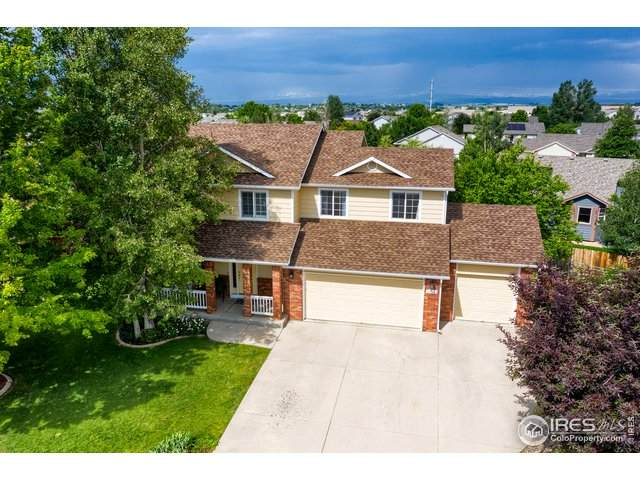 3918 Ironhorse Ct, Evans, CO 80620 (MLS #917037) :: 8z Real Estate
