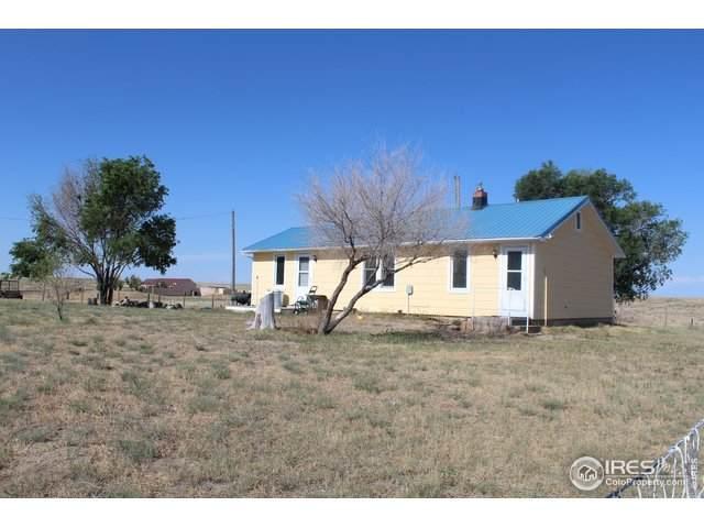 15309 County Road 8, Wiggins, CO 80654 (MLS #917038) :: Colorado Home Finder Realty