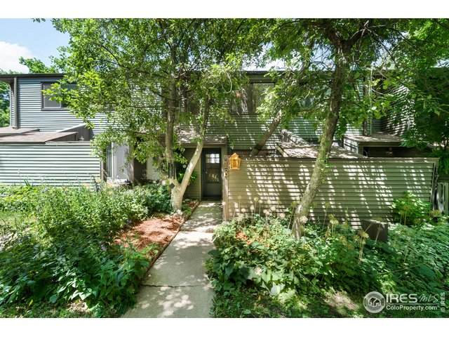 350 Arapahoe Ave #18, Boulder, CO 80302 (#917043) :: Peak Properties Group