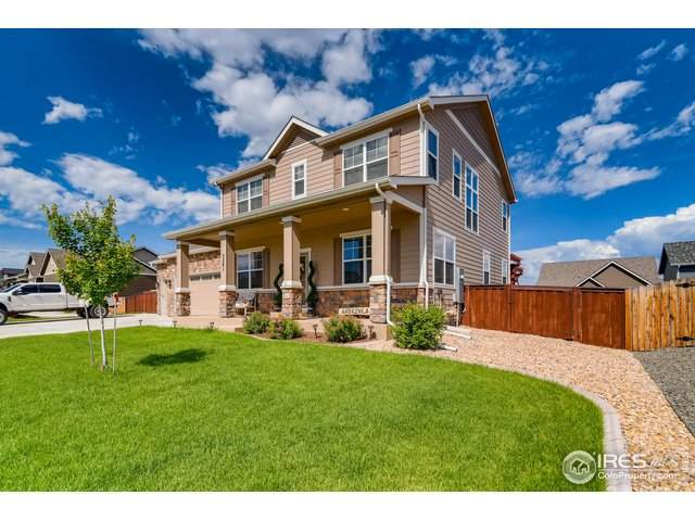 3281 Ballentine Blvd, Johnstown, CO 80534 (#917054) :: Peak Properties Group