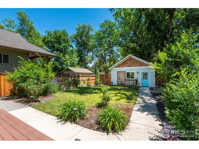 402 Wood St, Fort Collins, CO 80521 (MLS #917056) :: RE/MAX Alliance