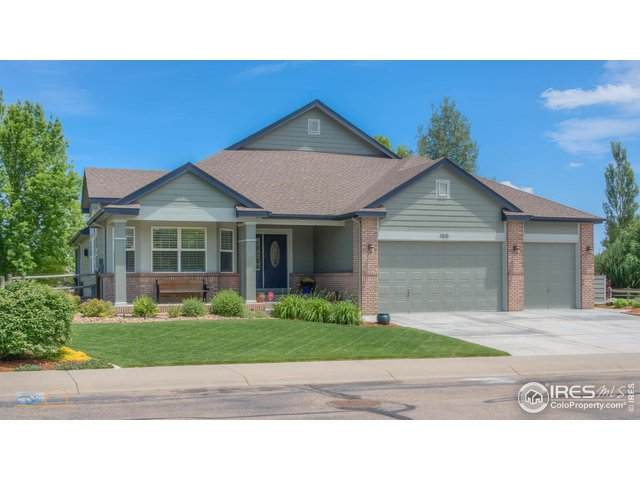 11815 N Beasly Rd, Longmont, CO 80504 (#917060) :: The Dixon Group