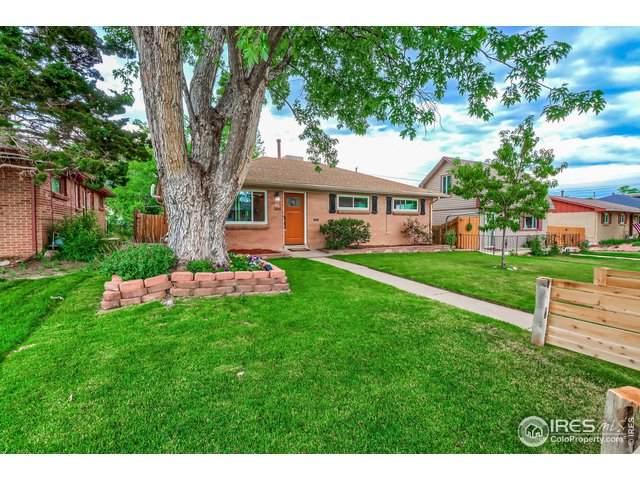 364 S Jersey St, Denver, CO 80224 (MLS #917063) :: 8z Real Estate