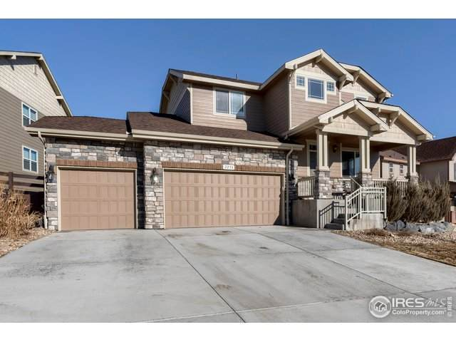 2258 Stonefish Dr, Windsor, CO 80550 (#917066) :: The Brokerage Group