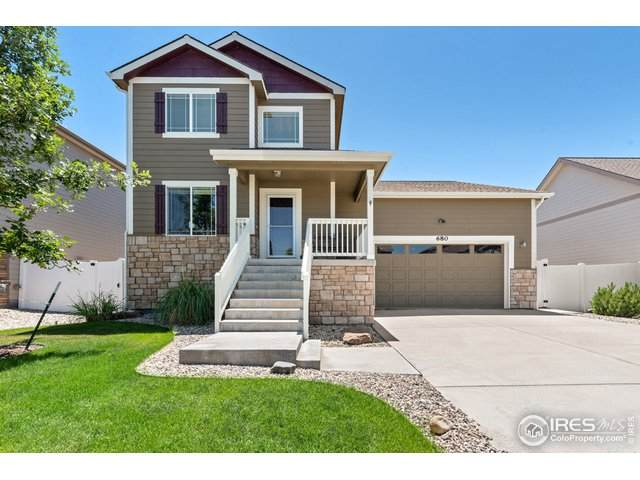 680 Dakota Way, Windsor, CO 80550 (#917074) :: The Brokerage Group