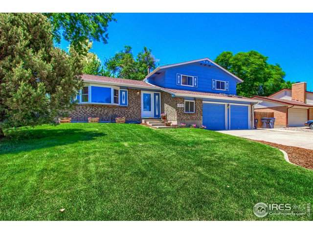 1323 S Sherman St, Longmont, CO 80501 (#917094) :: James Crocker Team