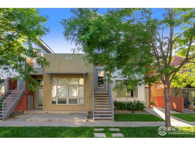 803 Blondel St #205, Fort Collins, CO 80524 (MLS #917095) :: Downtown Real Estate Partners
