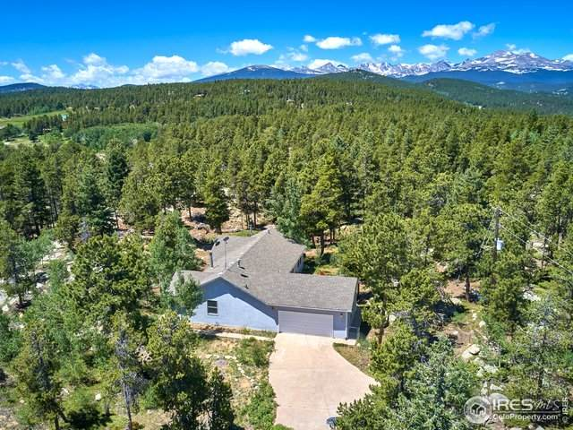 95 Cody Trl, Ward, CO 80481 (#917113) :: Peak Properties Group