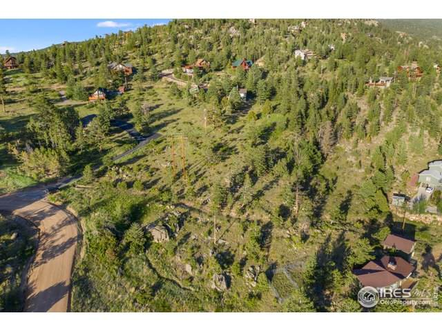0 Pine Tree, Lot 27 Dr, Estes Park, CO 80517 (#917115) :: The Dixon Group