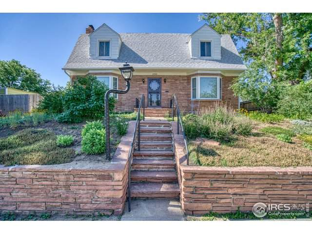4520 W Moncrieff Pl, Denver, CO 80212 (MLS #917122) :: 8z Real Estate