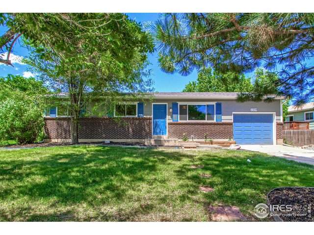 2204 W Olive Ct, Fort Collins, CO 80521 (MLS #917124) :: Bliss Realty Group
