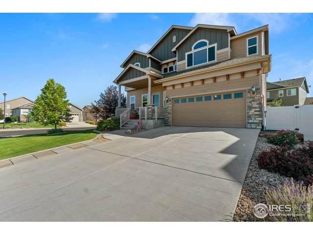 548 Dakota Way, Windsor, CO 80550 (MLS #917127) :: June's Team