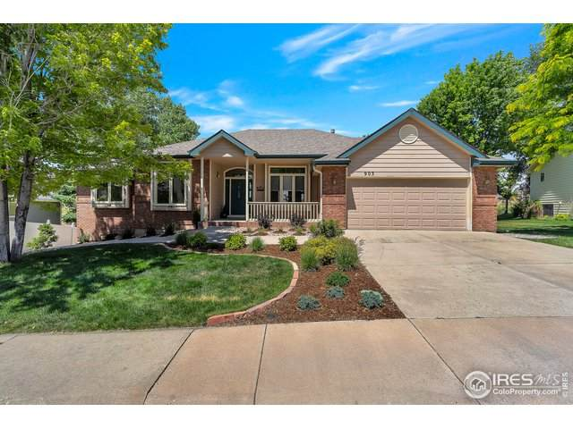 903 Longview Ave, Berthoud, CO 80513 (#917132) :: The Margolis Team