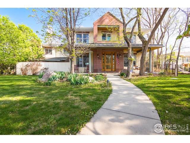 1425 Upland Ave, Boulder, CO 80304 (MLS #917135) :: 8z Real Estate