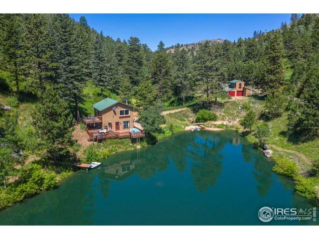 1268 Spring Valley Rd, Bellvue, CO 80512 (MLS #917144) :: Bliss Realty Group