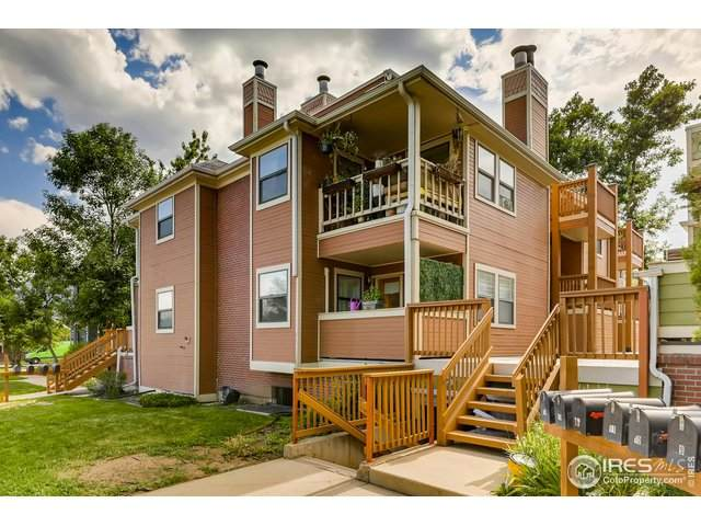3025 Broadway St #7, Boulder, CO 80304 (MLS #917152) :: RE/MAX Alliance