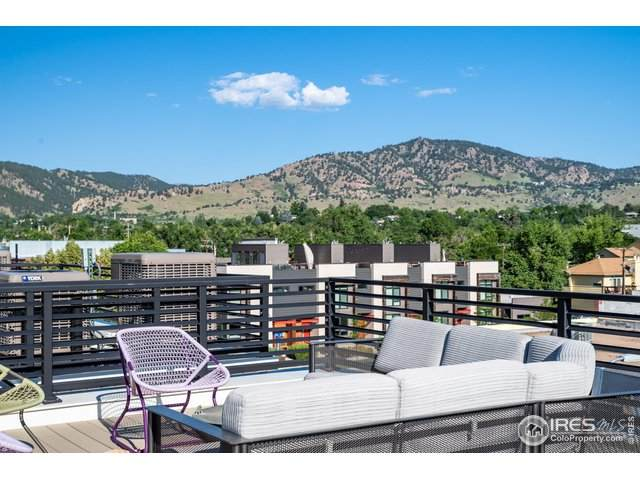 2116 Pearl St D, Boulder, CO 80302 (#917158) :: James Crocker Team