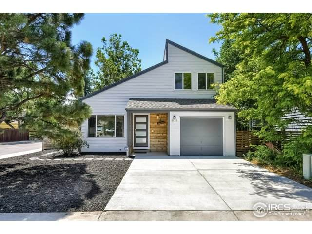 4131 Amber St, Boulder, CO 80304 (#917159) :: James Crocker Team