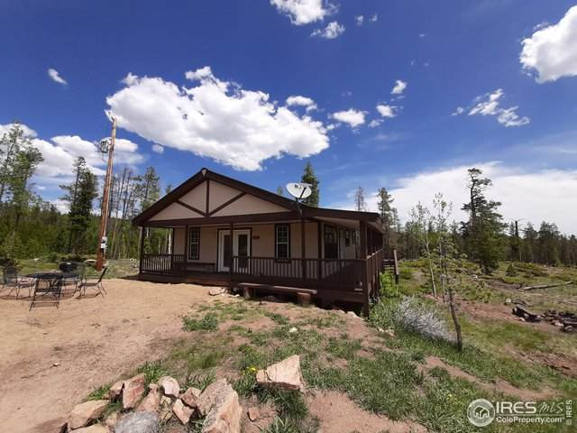 106 Tutelo Dr, Red Feather Lakes, CO 80545 (MLS #917175) :: Bliss Realty Group