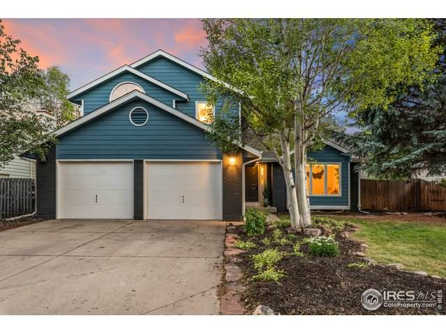1607 Sagewood Dr, Fort Collins, CO 80525 (MLS #917183) :: June's Team