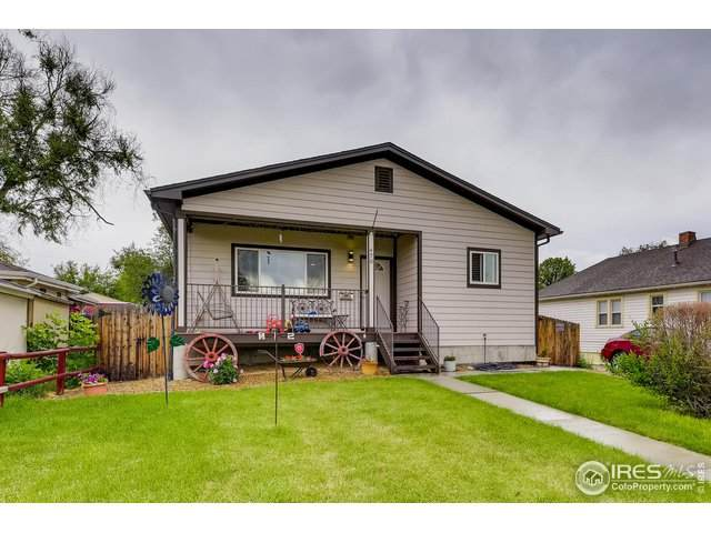 470 Tennyson St, Denver, CO 80204 (MLS #917187) :: 8z Real Estate