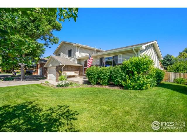 4963 N Franklin Ave, Loveland, CO 80538 (#917190) :: Peak Properties Group