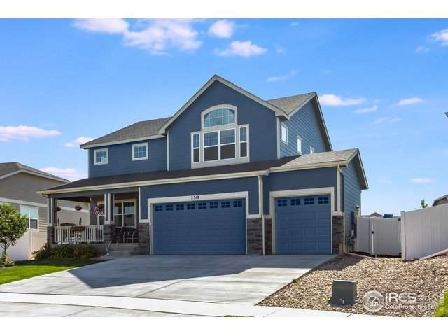 2312 Tabor St, Berthoud, CO 80513 (MLS #917198) :: RE/MAX Alliance
