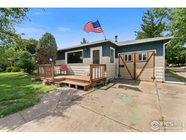 715 W 11th St, Loveland, CO 80537 (#917201) :: Peak Properties Group