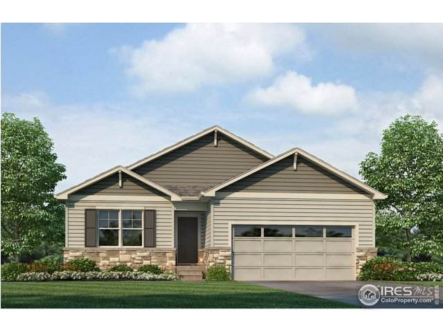 2101 Pineywoods St, Mead, CO 80542 (MLS #917205) :: Colorado Home Finder Realty