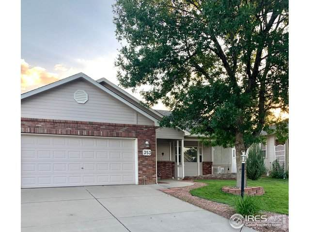 353 Johnson Dr, Loveland, CO 80537 (#917207) :: Peak Properties Group