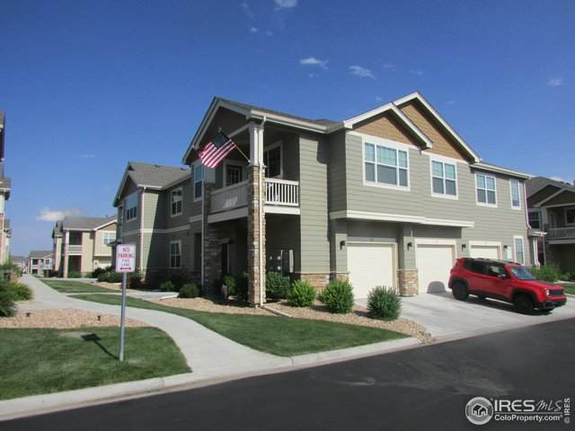6915 W 3rd St #122, Greeley, CO 80634 (MLS #917210) :: RE/MAX Alliance