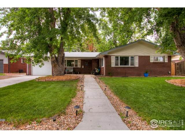 1436 Tulip St, Longmont, CO 80501 (#917216) :: James Crocker Team