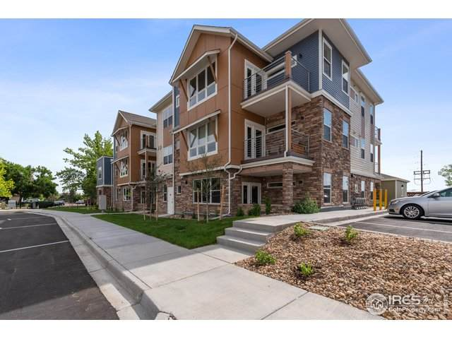 190 S Cherrywood Dr #301, Lafayette, CO 80026 (MLS #917223) :: RE/MAX Alliance