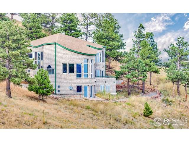2244 Lee Hill Dr, Boulder, CO 80302 (#917232) :: James Crocker Team
