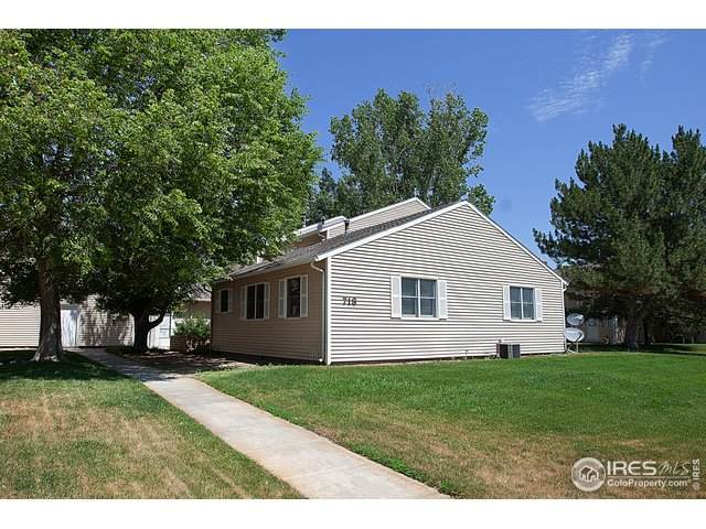 718 Park St A, Sterling, CO 80751 (MLS #917236) :: Tracy's Team