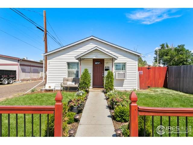 626 5th Ave, Greeley, CO 80631 (MLS #917249) :: 8z Real Estate