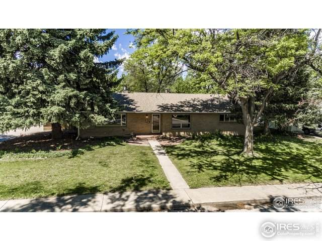 733 Francis St, Longmont, CO 80501 (#917250) :: The Brokerage Group