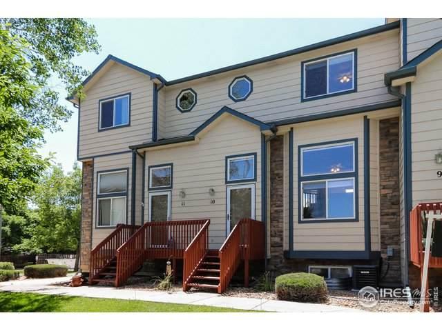 1101 21st Ave #10, Longmont, CO 80501 (MLS #917251) :: June's Team