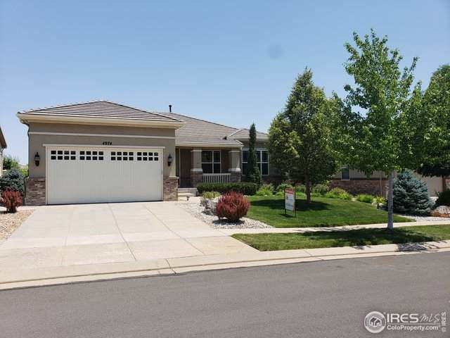 4974 Bierstadt Loop, Broomfield, CO 80023 (MLS #917288) :: RE/MAX Alliance