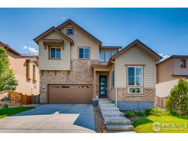 17286 E 108th Pl, Commerce City, CO 80022 (MLS #917294) :: Colorado Home Finder Realty