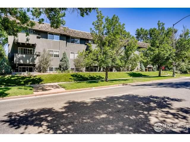 1410 York St #31, Denver, CO 80206 (MLS #917295) :: Downtown Real Estate Partners