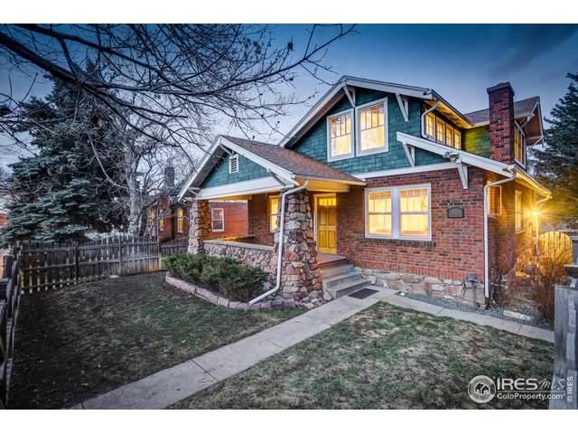 842 16th St, Boulder, CO 80302 (MLS #917297) :: Colorado Home Finder Realty