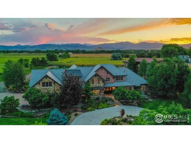 7431 N 73rd St, Longmont, CO 80503 (MLS #917298) :: 8z Real Estate