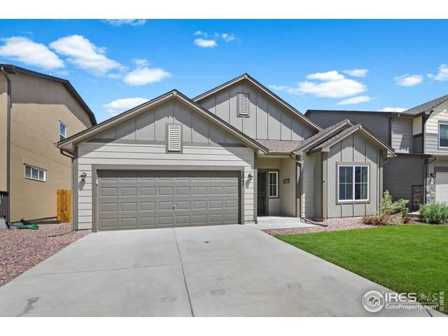 2045 Reed Grass Way, Colorado Springs, CO 80915 (MLS #917310) :: Tracy's Team