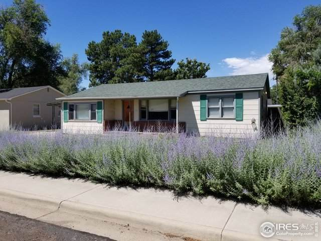 1009 34th Ave, Greeley, CO 80634 (MLS #917340) :: 8z Real Estate