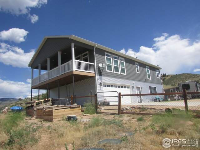 889 Stagecoach Trl, Lyons, CO 80540 (#917350) :: Re/Max Structure