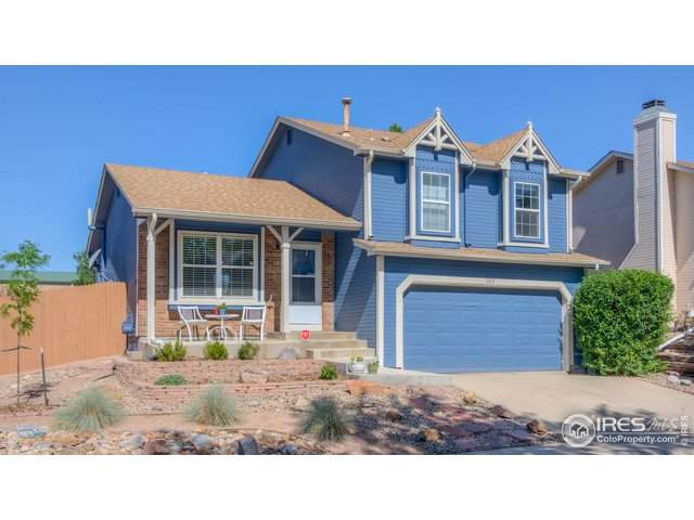 325 Mulberry Cir, Broomfield, CO 80020 (MLS #917357) :: 8z Real Estate
