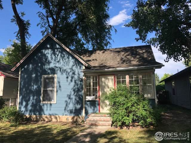 324 N Loomis Ave, Fort Collins, CO 80521 (MLS #917367) :: Downtown Real Estate Partners