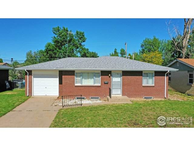 503 26th Ave Ct, Greeley, CO 80634 (MLS #917370) :: Downtown Real Estate Partners